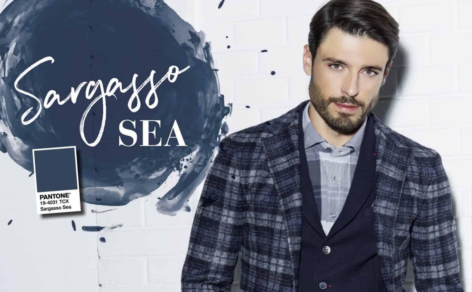 sargasso blue die neue trendfarbe bei Grandits Hochzeitsmode Wien