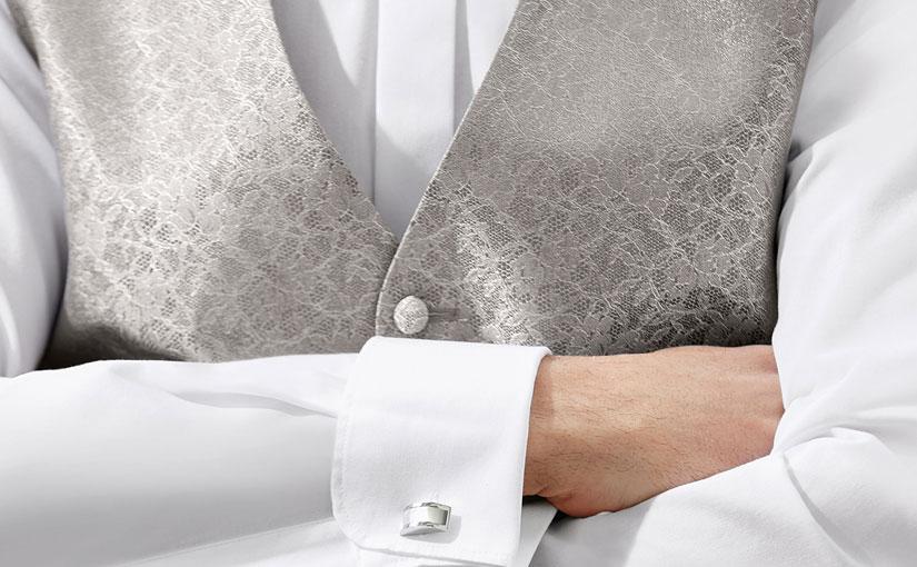 Das Hochzeitsgilet | Grandits Hochzeitsmode Wien
