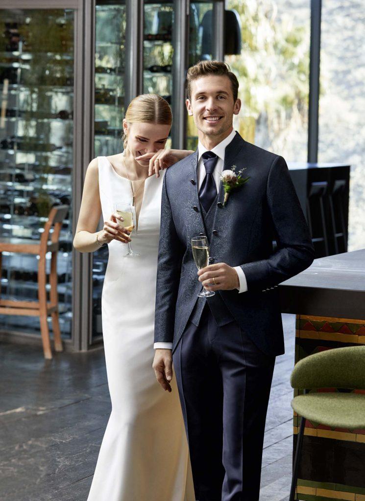 Hochzeitsanzug aus der KollektionAfter Six von WILVORST | GRANDITS Hochzeitsmode Wien