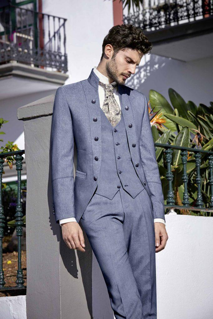 Hochzeitsanzug aus der neuen Kollektion von TZIACCO | GRANDITS Hochzeitsmode Wien
