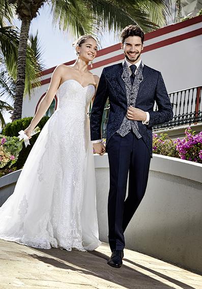 Hochzeitsanzug aus der neuen Kollektion von TZIACCO | GRANDITS Hochzeitsmode Wien | GRANDITS Hochzeitsmode Wien