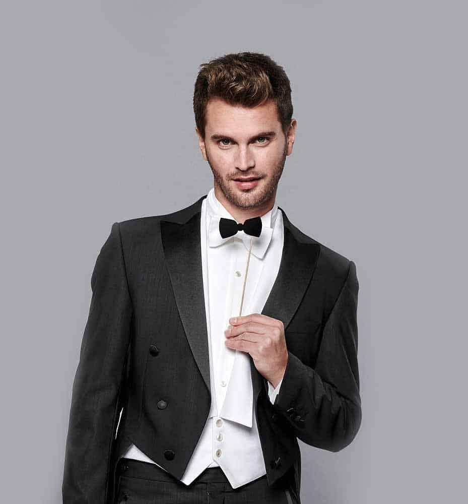 Eleganter Anzug von WILVORST